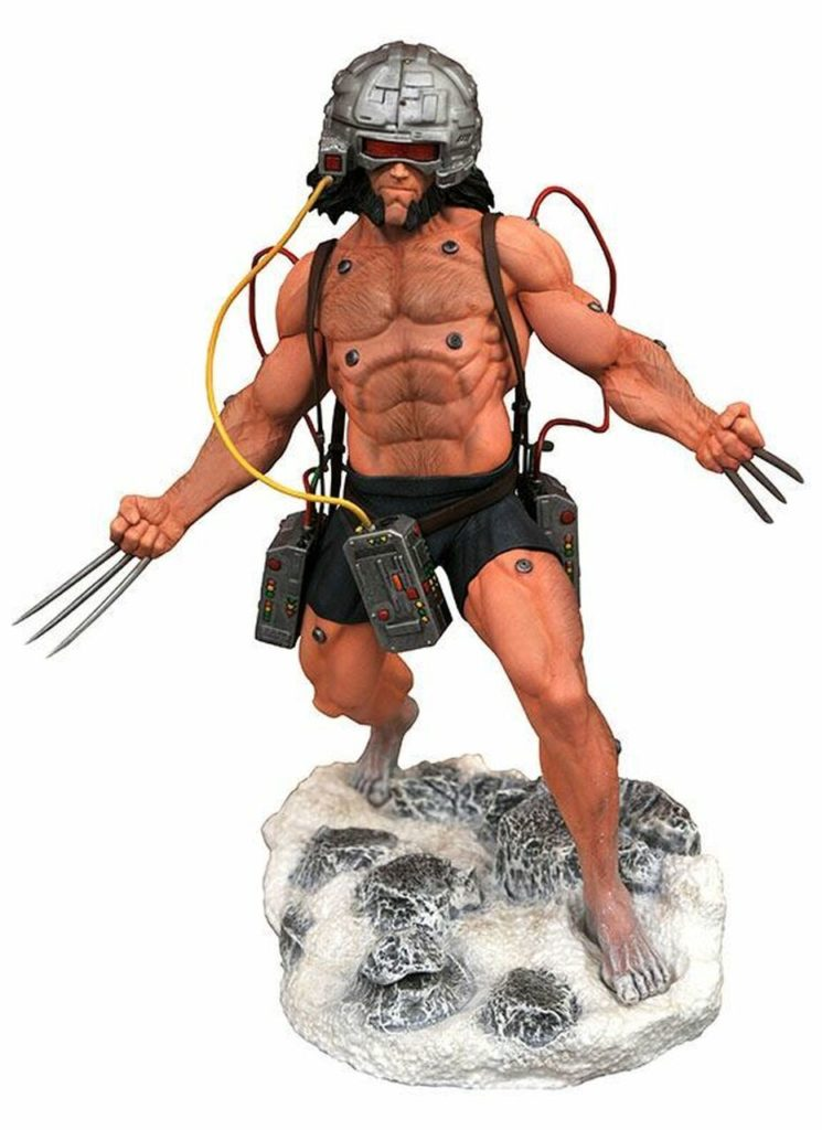 Weapon X Diorama DST Front