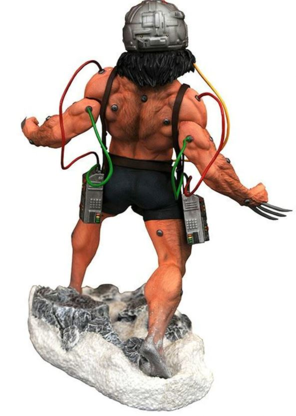 Weapon X Diorama DST
