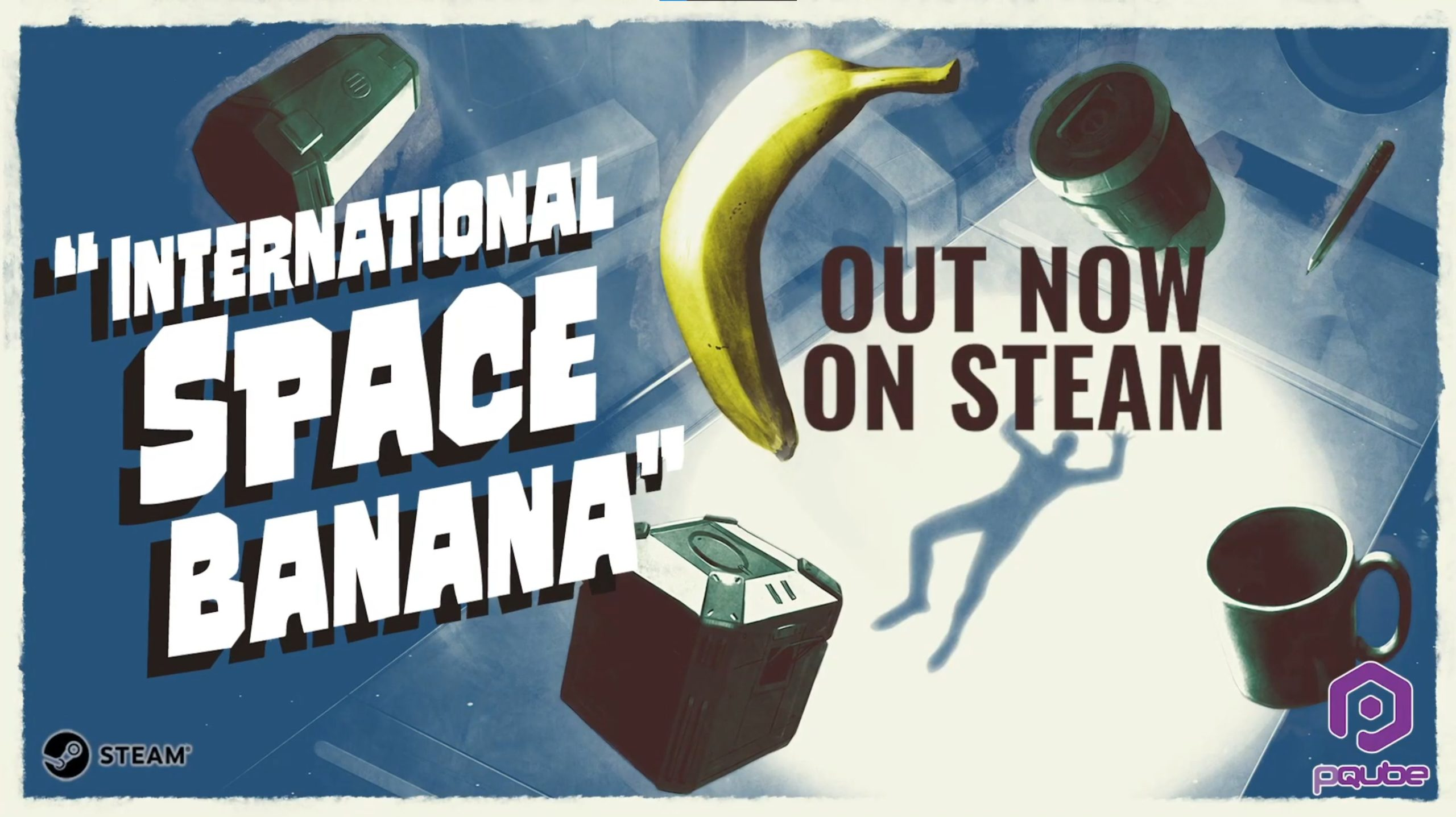 International Space Banana - cover