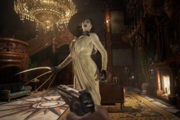 Resident Evil Village - Lady Dimitrescu