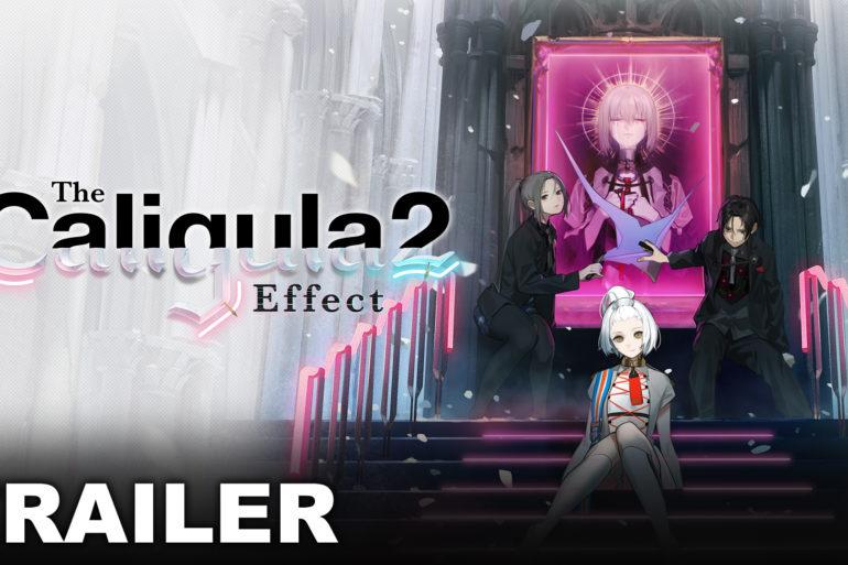 The Caligula Effect 2 - trailer thumb