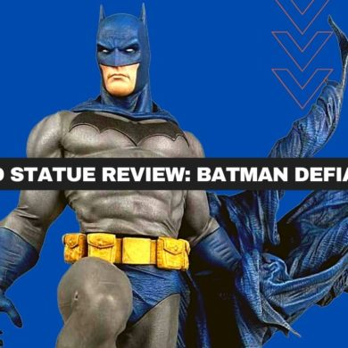 Batman Defiant Feature