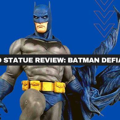 Batman Defiant Feature