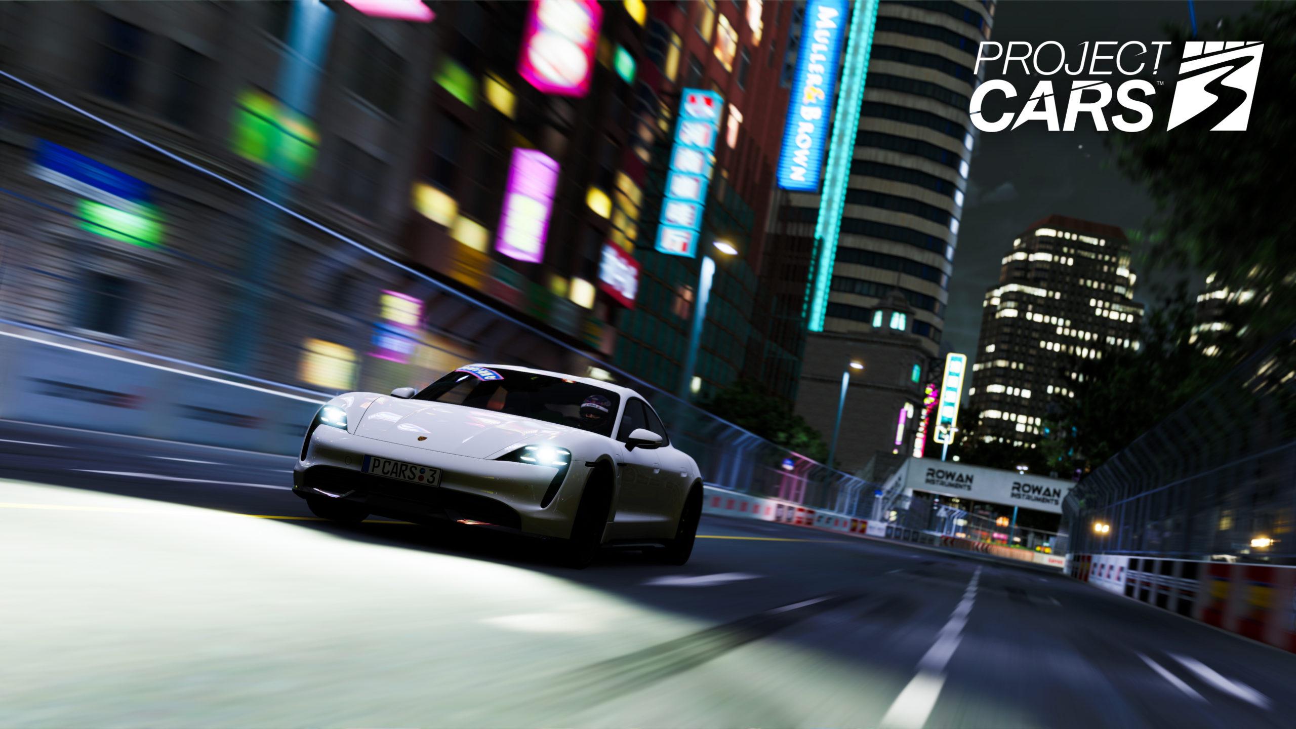 Project Cars 3 - Porsche