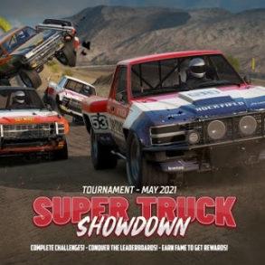 Wreckfest - Super Truck Showdown