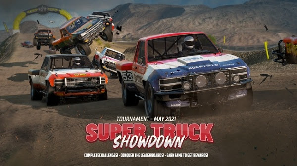 Wreckfest - Super Truck Showdown