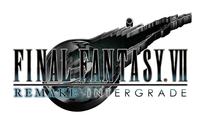 Final Fantasy VII Remake Intergrade - logo