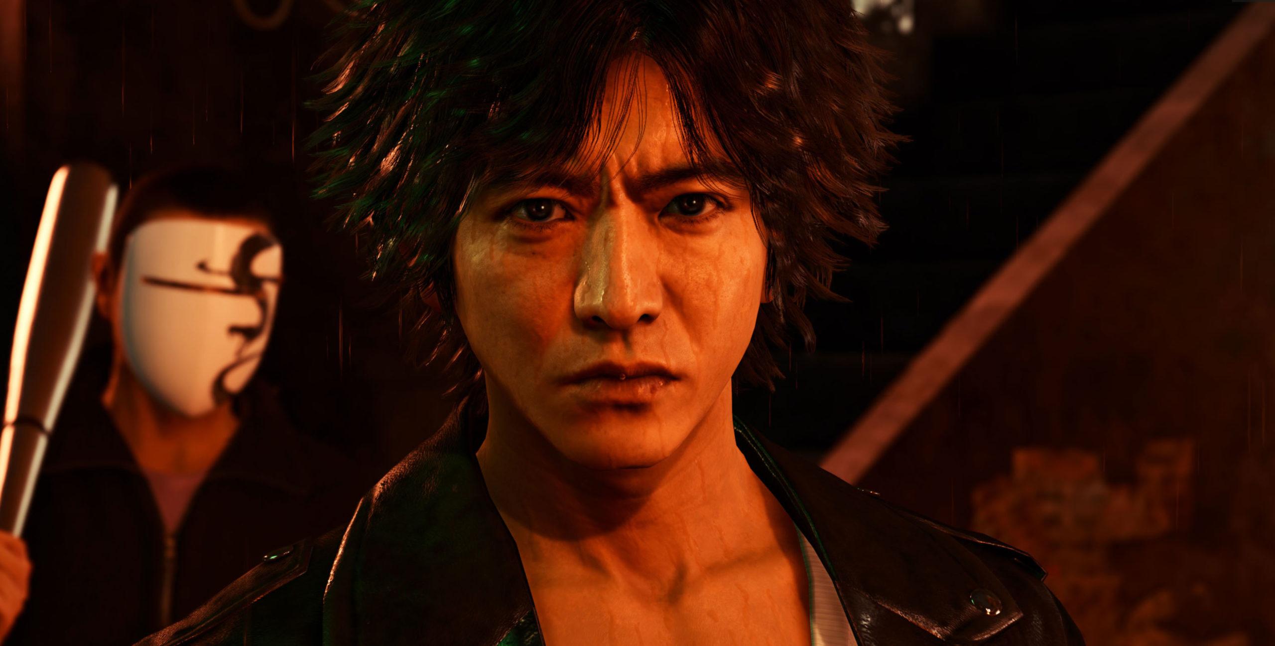 Lost Judgment - Yagami