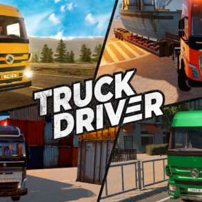 Truck Driver - logo