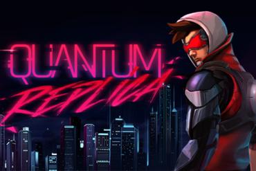 Quantum Replica - logo