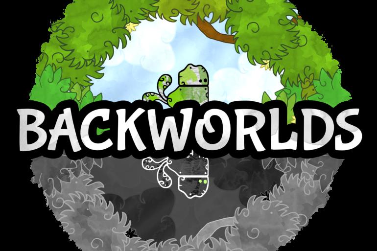 Backworlds - logo