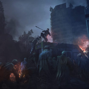 Dying Light 2 - surrounded