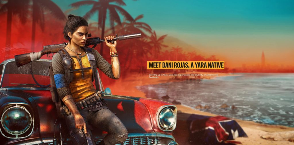 Far Cry 6 - Dani Rojas