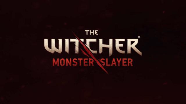 The Witcher: Monster Slayer - logo