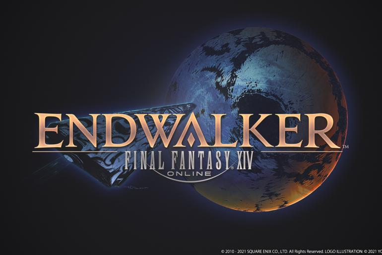 Final Fantasy XIV - Endwalker logo