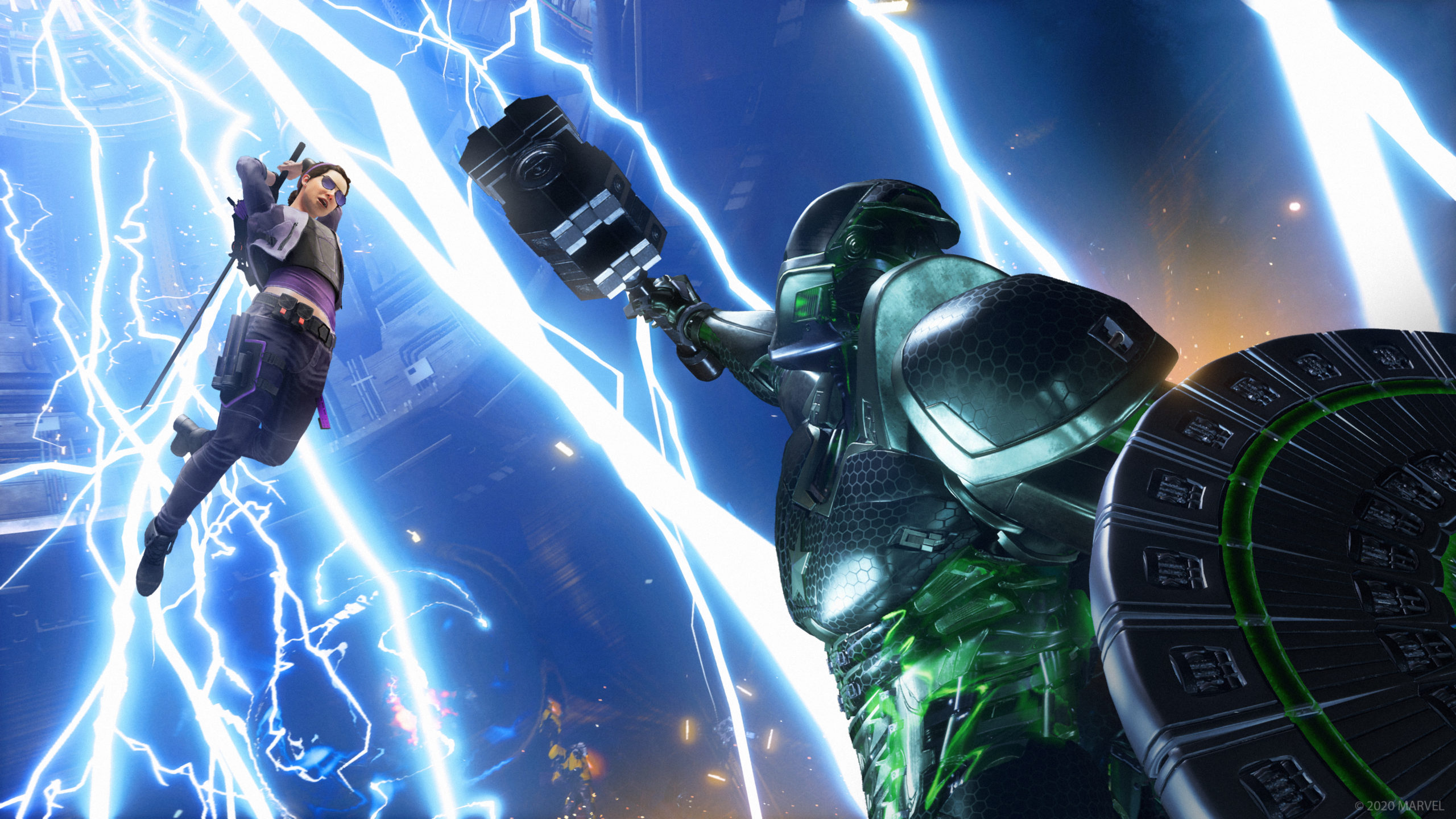 Marvel's Avengers - Super Adaptoid