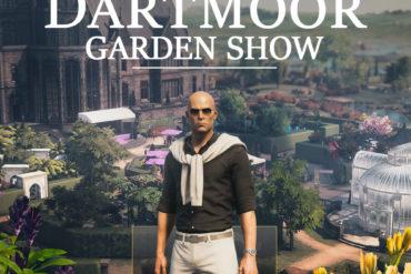 HITMAN 3 - Dartmoor Garden Show cover