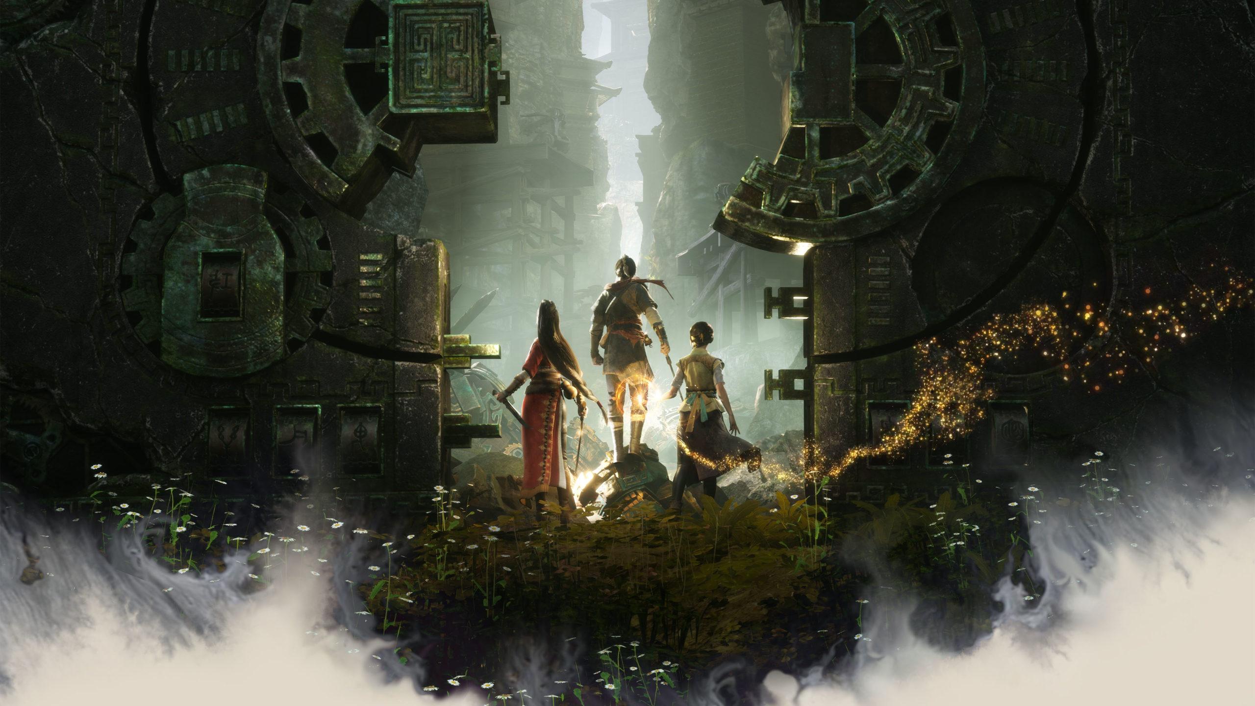 Xuan Yuan Sword 7 - cover