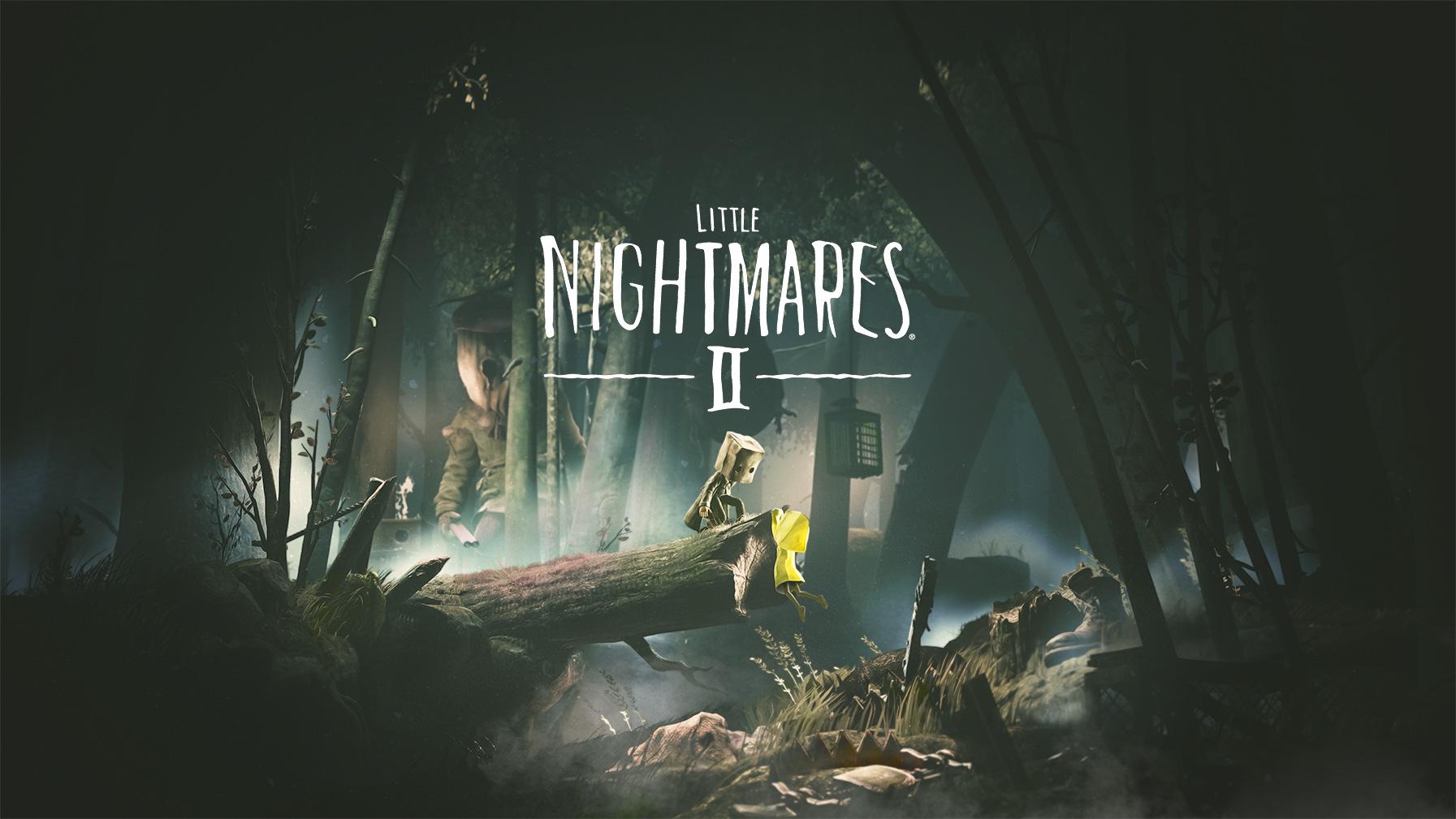 Little Nightmares II - cover