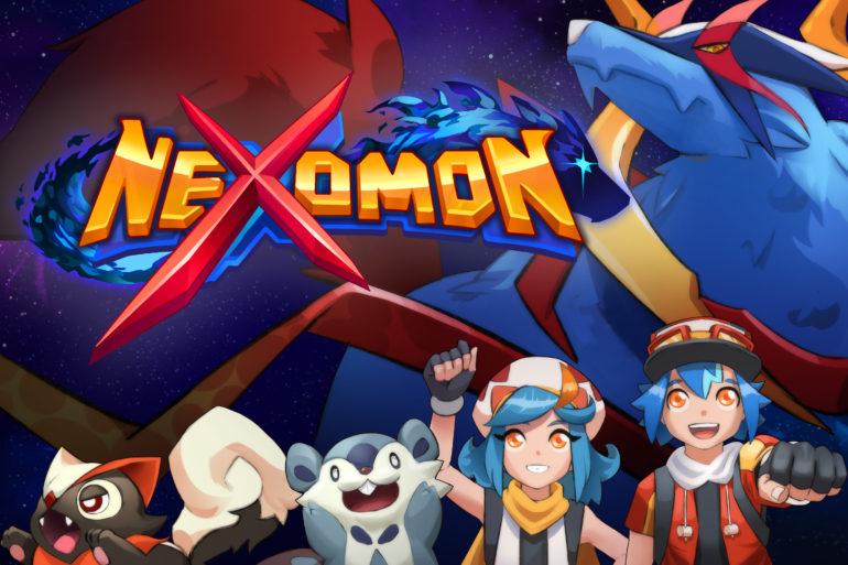 Nexomon - key art