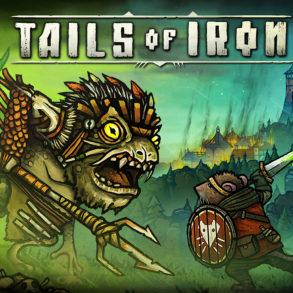 Tails of Iron - logo