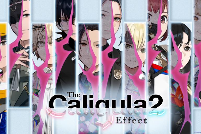 The Caligula Effect 2 - wallpaper