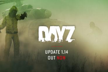 DayZ - update banner