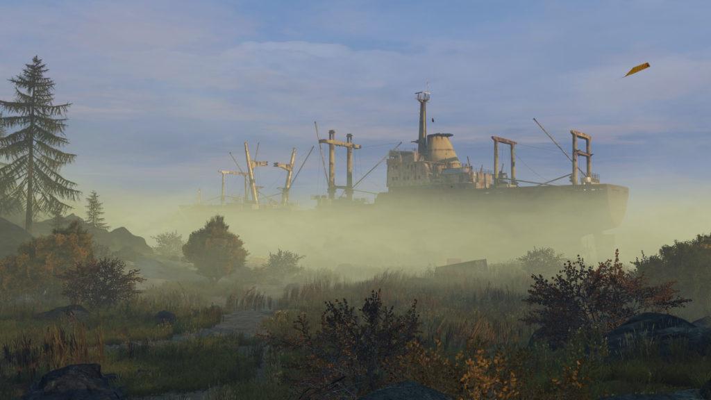 DayZ - contaminated area