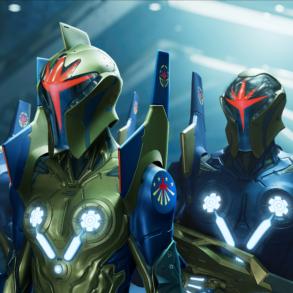 Marvel's Guardians of the Galaxy - Nova Corps