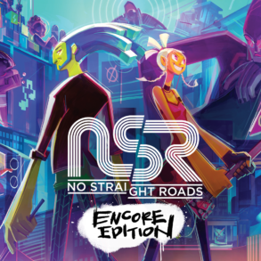 No Straight Roads - Encore Edition logo